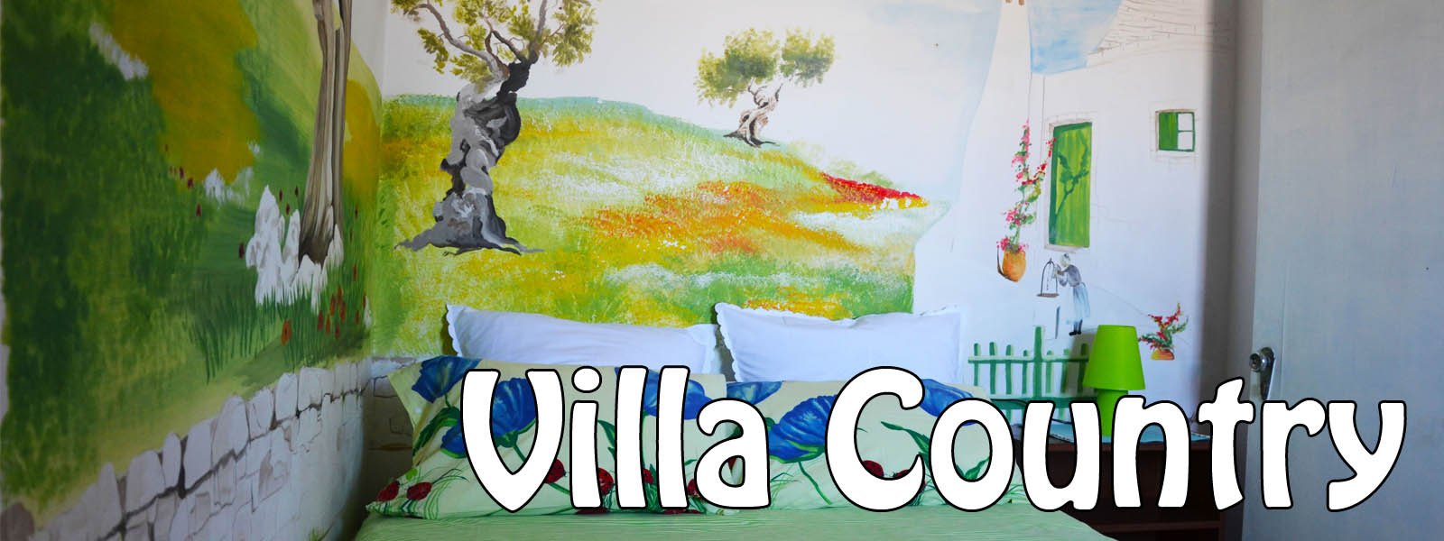 Villa Country a Ostuni