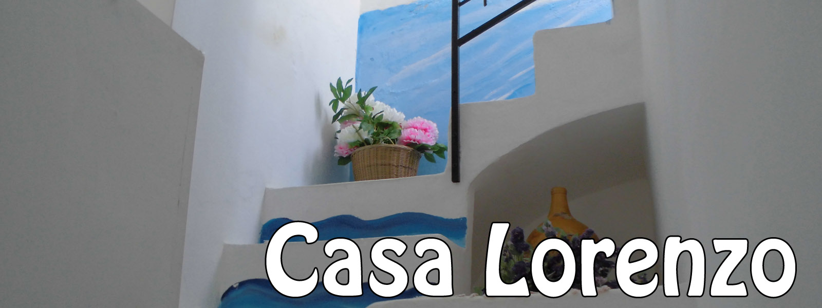 casa lorenzo casa vacanze sul mare di ostuni. Black Bedroom Furniture Sets. Home Design Ideas