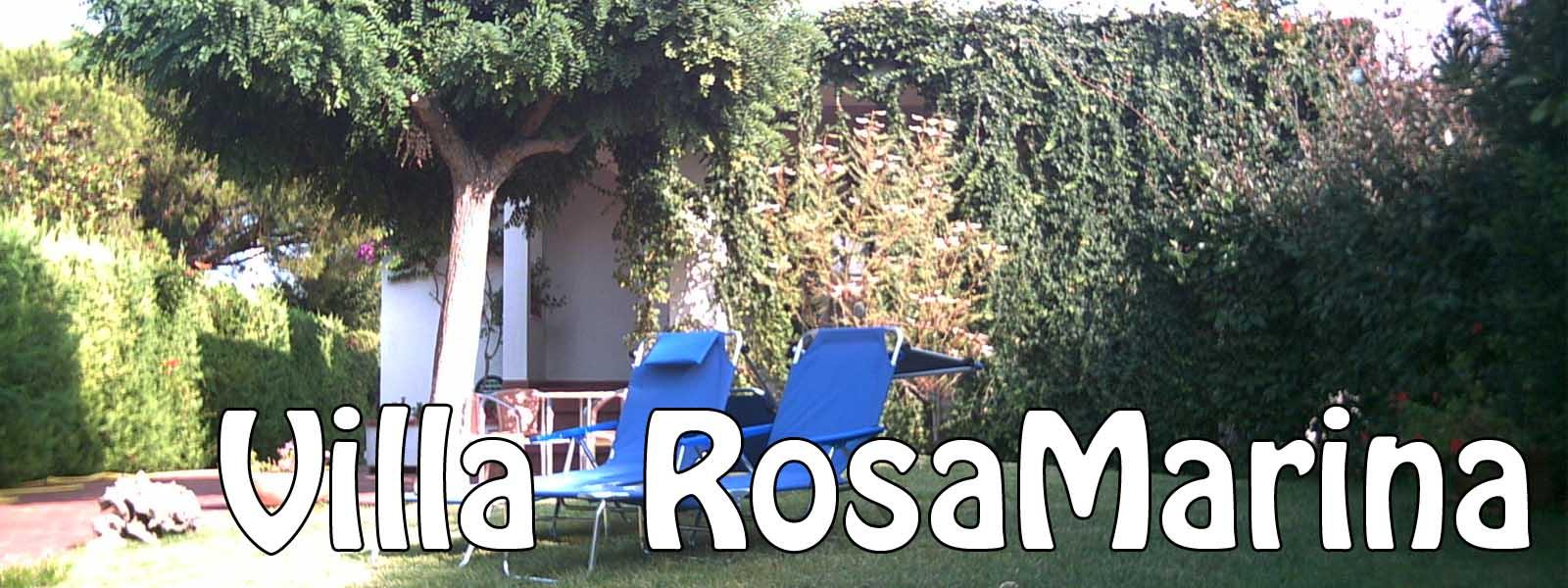 Villa rosamarina stupenda villa a due piani con giardino for Piani di 20x30 posti auto coperti